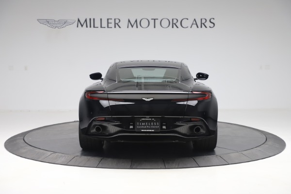 Used 2017 Aston Martin DB11 V12 Coupe for sale $135,900 at Aston Martin of Greenwich in Greenwich CT 06830 6