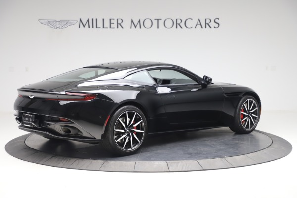 Used 2017 Aston Martin DB11 V12 Coupe for sale $135,900 at Aston Martin of Greenwich in Greenwich CT 06830 7