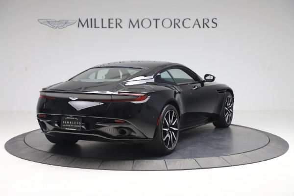 Used 2017 Aston Martin DB11 V12 Coupe for sale $135,900 at Aston Martin of Greenwich in Greenwich CT 06830 8