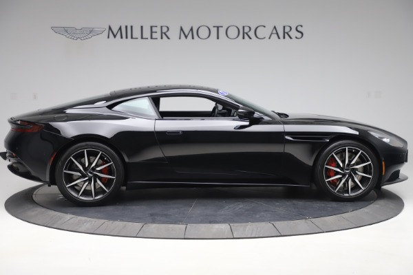 Used 2017 Aston Martin DB11 V12 Coupe for sale $135,900 at Aston Martin of Greenwich in Greenwich CT 06830 9