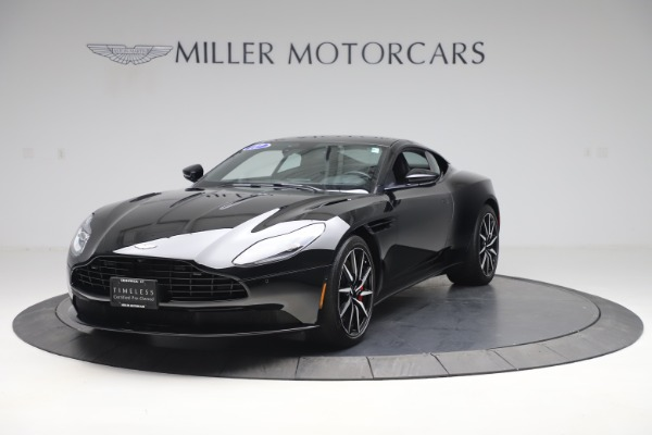 Used 2017 Aston Martin DB11 V12 Coupe for sale $135,900 at Aston Martin of Greenwich in Greenwich CT 06830 1