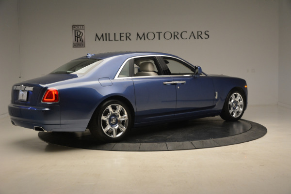Used 2010 Rolls-Royce Ghost for sale Sold at Aston Martin of Greenwich in Greenwich CT 06830 10