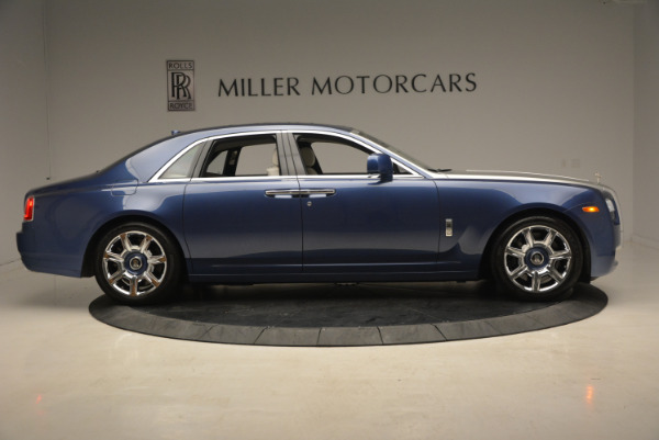 Used 2010 Rolls-Royce Ghost for sale Sold at Aston Martin of Greenwich in Greenwich CT 06830 11
