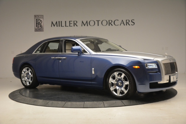 Used 2010 Rolls-Royce Ghost for sale Sold at Aston Martin of Greenwich in Greenwich CT 06830 12