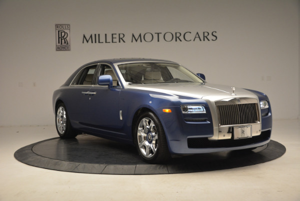 Used 2010 Rolls-Royce Ghost for sale Sold at Aston Martin of Greenwich in Greenwich CT 06830 13