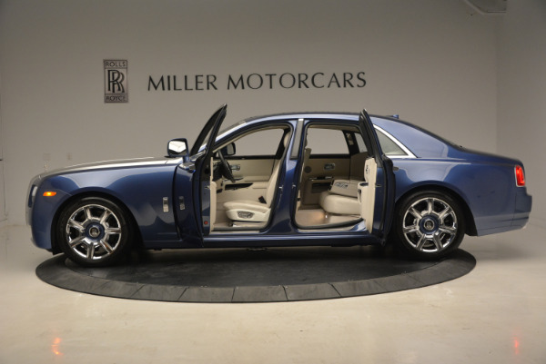 Used 2010 Rolls-Royce Ghost for sale Sold at Aston Martin of Greenwich in Greenwich CT 06830 14