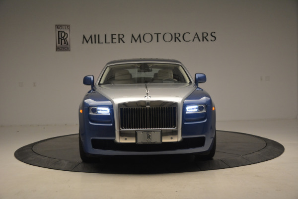 Used 2010 Rolls-Royce Ghost for sale Sold at Aston Martin of Greenwich in Greenwich CT 06830 2
