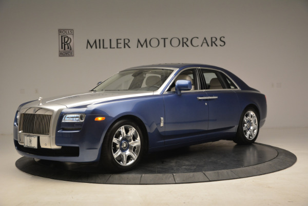 Used 2010 Rolls-Royce Ghost for sale Sold at Aston Martin of Greenwich in Greenwich CT 06830 3