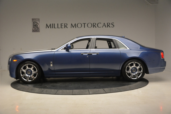 Used 2010 Rolls-Royce Ghost for sale Sold at Aston Martin of Greenwich in Greenwich CT 06830 4