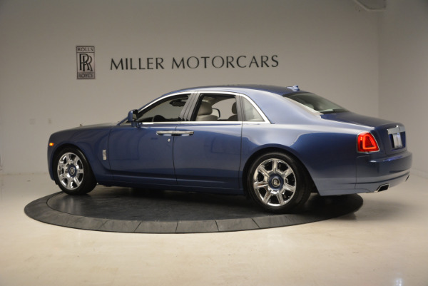 Used 2010 Rolls-Royce Ghost for sale Sold at Aston Martin of Greenwich in Greenwich CT 06830 5
