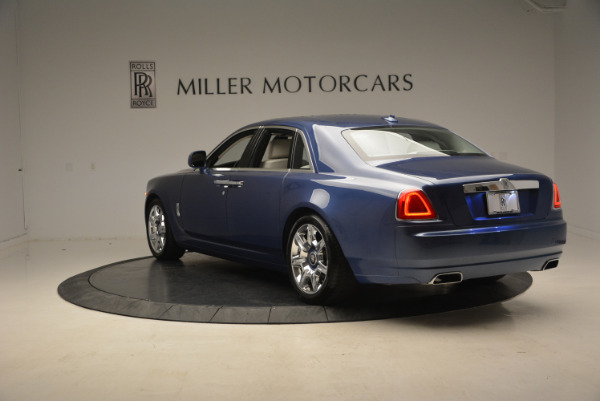 Used 2010 Rolls-Royce Ghost for sale Sold at Aston Martin of Greenwich in Greenwich CT 06830 6