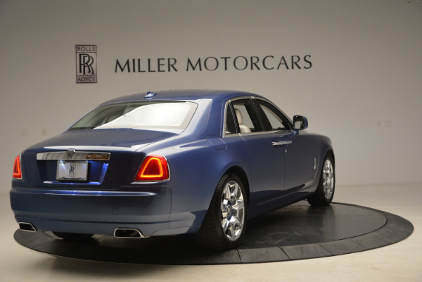 Used 2010 Rolls-Royce Ghost for sale Sold at Aston Martin of Greenwich in Greenwich CT 06830 8
