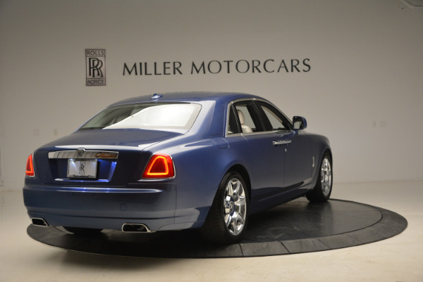 Used 2010 Rolls-Royce Ghost for sale Sold at Aston Martin of Greenwich in Greenwich CT 06830 9