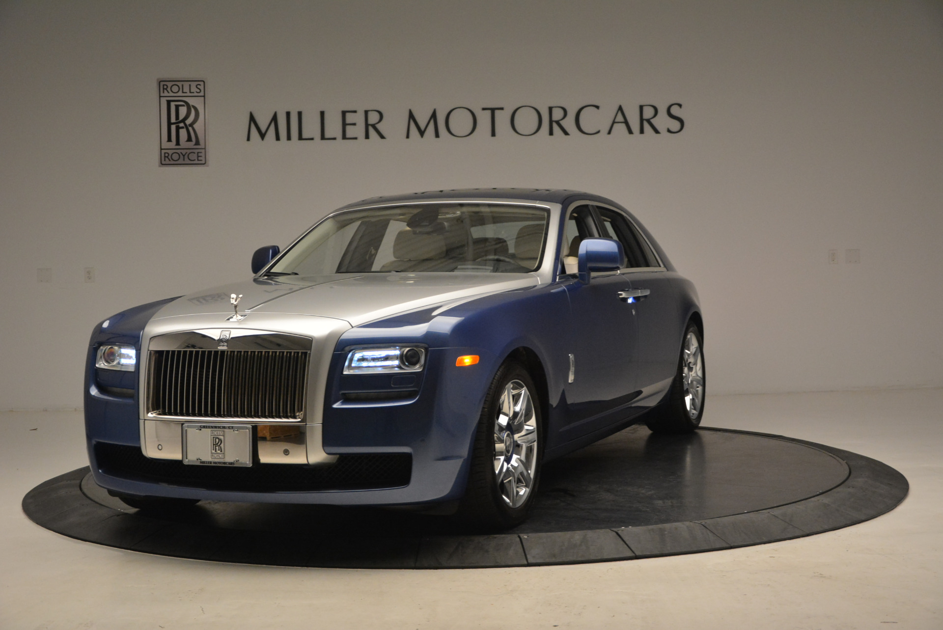 Used 2010 Rolls-Royce Ghost for sale Sold at Aston Martin of Greenwich in Greenwich CT 06830 1