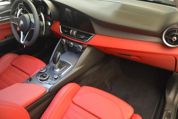 New 2017 Alfa Romeo Giulia Ti Sport Q4 for sale Sold at Aston Martin of Greenwich in Greenwich CT 06830 19