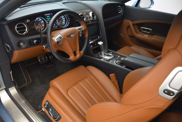 Used 2015 Bentley Continental GT V8 S for sale Sold at Aston Martin of Greenwich in Greenwich CT 06830 22