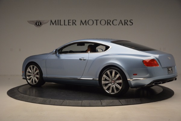 Used 2015 Bentley Continental GT V8 S for sale Sold at Aston Martin of Greenwich in Greenwich CT 06830 4