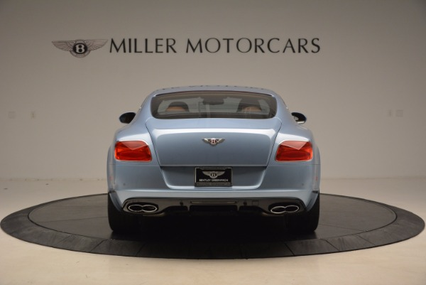 Used 2015 Bentley Continental GT V8 S for sale Sold at Aston Martin of Greenwich in Greenwich CT 06830 6