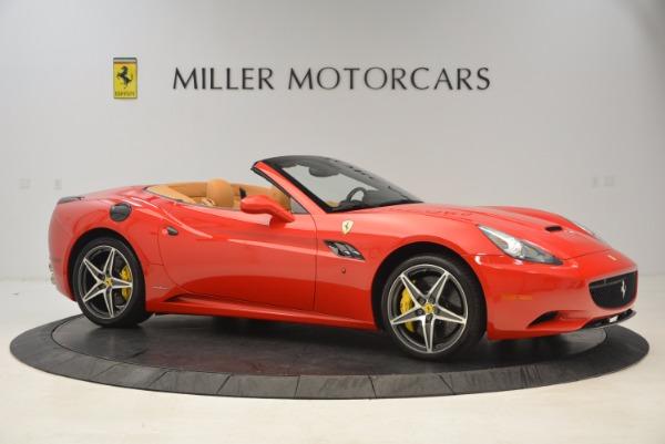 Used 2012 Ferrari California for sale Sold at Aston Martin of Greenwich in Greenwich CT 06830 10