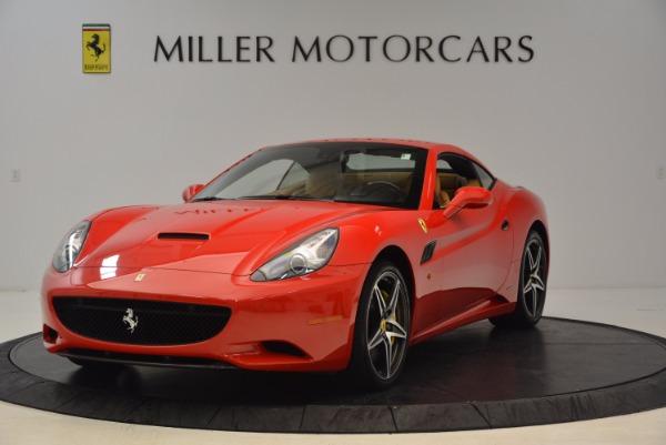Used 2012 Ferrari California for sale Sold at Aston Martin of Greenwich in Greenwich CT 06830 12