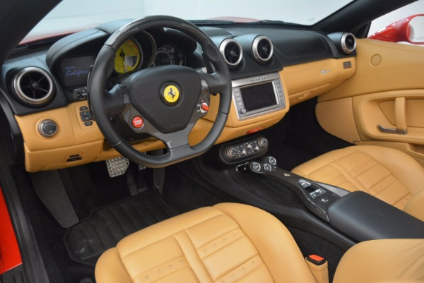Used 2012 Ferrari California for sale Sold at Aston Martin of Greenwich in Greenwich CT 06830 17