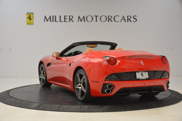Used 2012 Ferrari California for sale Sold at Aston Martin of Greenwich in Greenwich CT 06830 5