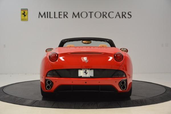 Used 2012 Ferrari California for sale Sold at Aston Martin of Greenwich in Greenwich CT 06830 6