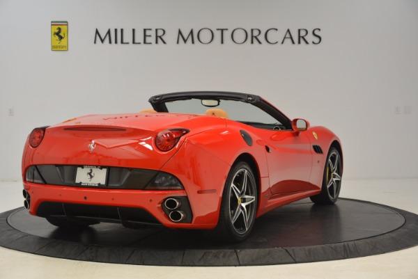 Used 2012 Ferrari California for sale Sold at Aston Martin of Greenwich in Greenwich CT 06830 7