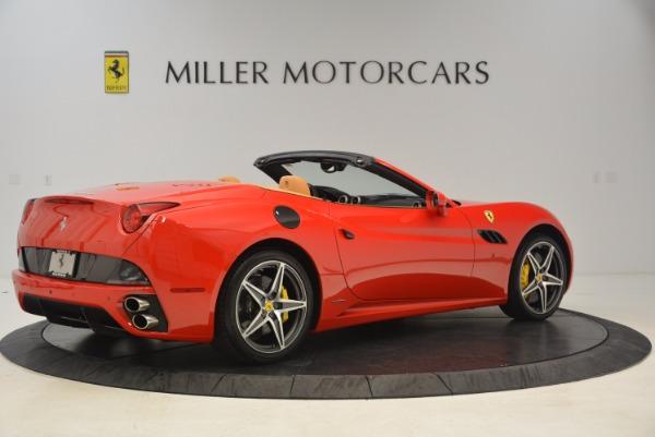 Used 2012 Ferrari California for sale Sold at Aston Martin of Greenwich in Greenwich CT 06830 8