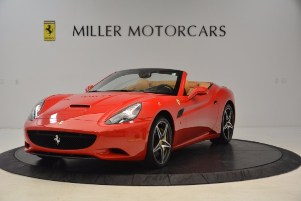 Used 2012 Ferrari California for sale Sold at Aston Martin of Greenwich in Greenwich CT 06830 1