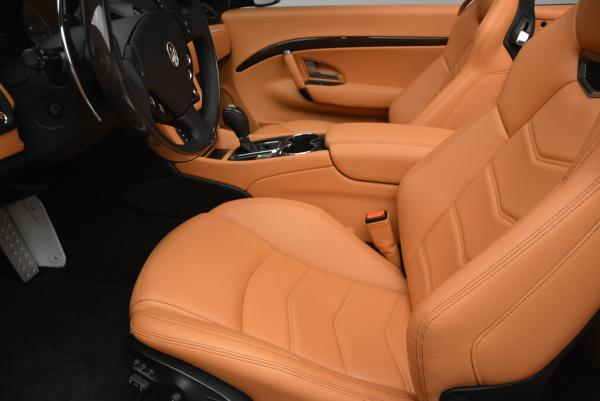 New 2016 Maserati GranTurismo Sport for sale Sold at Aston Martin of Greenwich in Greenwich CT 06830 25