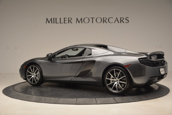 Used 2014 McLaren MP4-12C SPIDER Convertible for sale Sold at Aston Martin of Greenwich in Greenwich CT 06830 17