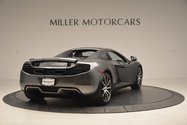 Used 2014 McLaren MP4-12C SPIDER Convertible for sale Sold at Aston Martin of Greenwich in Greenwich CT 06830 20
