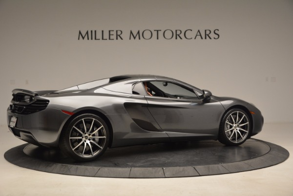 Used 2014 McLaren MP4-12C SPIDER Convertible for sale Sold at Aston Martin of Greenwich in Greenwich CT 06830 21
