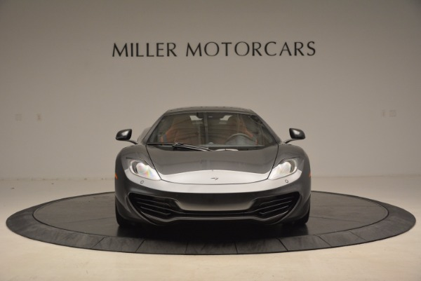Used 2014 McLaren MP4-12C SPIDER Convertible for sale Sold at Aston Martin of Greenwich in Greenwich CT 06830 25