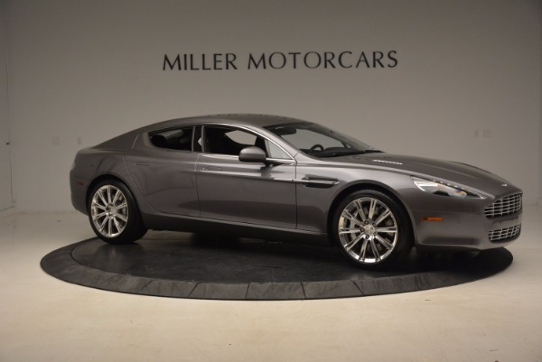 Used 2012 Aston Martin Rapide for sale Sold at Aston Martin of Greenwich in Greenwich CT 06830 10