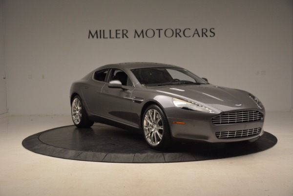 Used 2012 Aston Martin Rapide for sale Sold at Aston Martin of Greenwich in Greenwich CT 06830 11