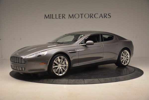 Used 2012 Aston Martin Rapide for sale Sold at Aston Martin of Greenwich in Greenwich CT 06830 2