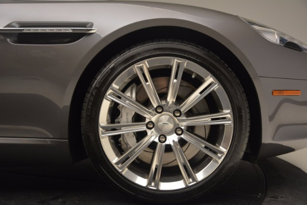 Used 2012 Aston Martin Rapide for sale Sold at Aston Martin of Greenwich in Greenwich CT 06830 22