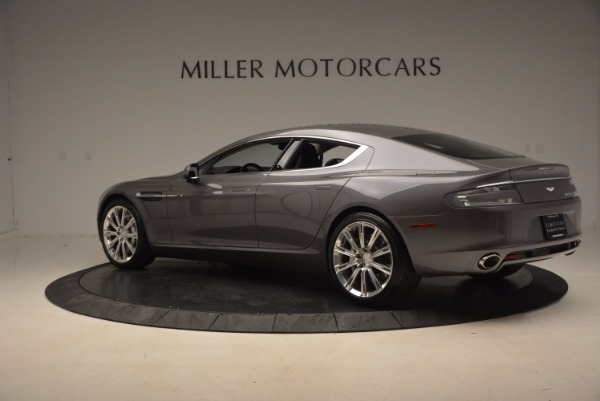 Used 2012 Aston Martin Rapide for sale Sold at Aston Martin of Greenwich in Greenwich CT 06830 4