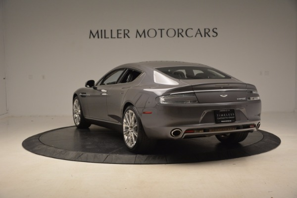 Used 2012 Aston Martin Rapide for sale Sold at Aston Martin of Greenwich in Greenwich CT 06830 5