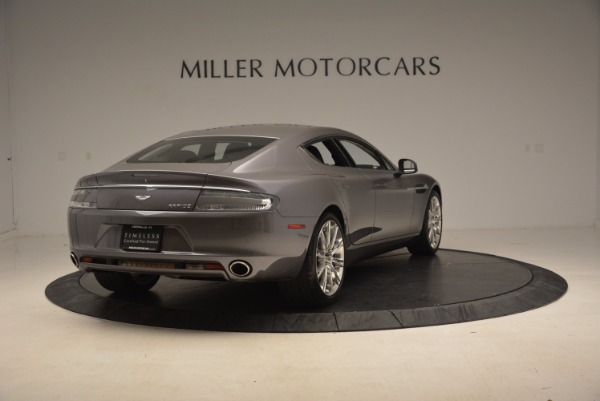 Used 2012 Aston Martin Rapide for sale Sold at Aston Martin of Greenwich in Greenwich CT 06830 7