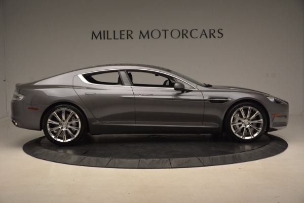 Used 2012 Aston Martin Rapide for sale Sold at Aston Martin of Greenwich in Greenwich CT 06830 9