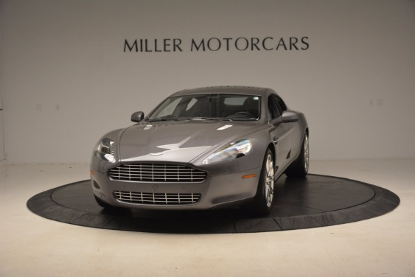 Used 2012 Aston Martin Rapide for sale Sold at Aston Martin of Greenwich in Greenwich CT 06830 1