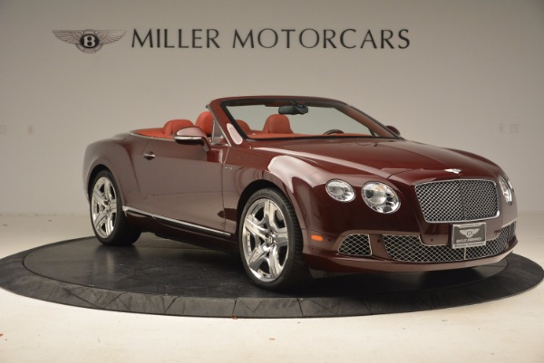 Used 2014 Bentley Continental GT W12 for sale Sold at Aston Martin of Greenwich in Greenwich CT 06830 11