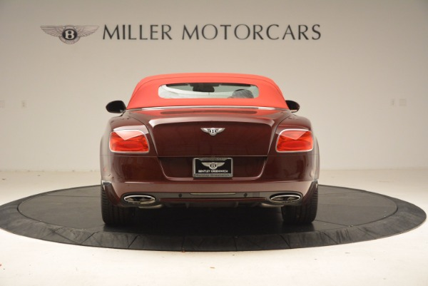 Used 2014 Bentley Continental GT W12 for sale Sold at Aston Martin of Greenwich in Greenwich CT 06830 19