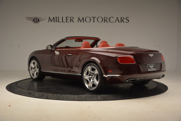 Used 2014 Bentley Continental GT W12 for sale Sold at Aston Martin of Greenwich in Greenwich CT 06830 5