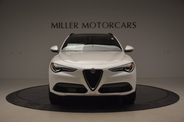 New 2018 Alfa Romeo Stelvio Ti Sport Q4 for sale Sold at Aston Martin of Greenwich in Greenwich CT 06830 12