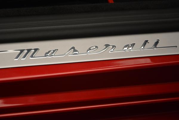 New 2017 Maserati GranTurismo Cab Sport for sale Sold at Aston Martin of Greenwich in Greenwich CT 06830 28