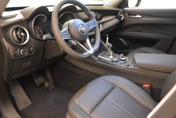 New 2018 Alfa Romeo Stelvio Q4 for sale Sold at Aston Martin of Greenwich in Greenwich CT 06830 13